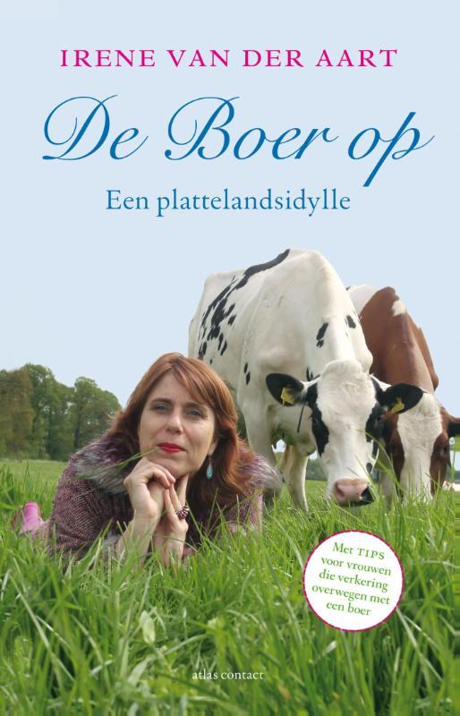 Cover De boer op