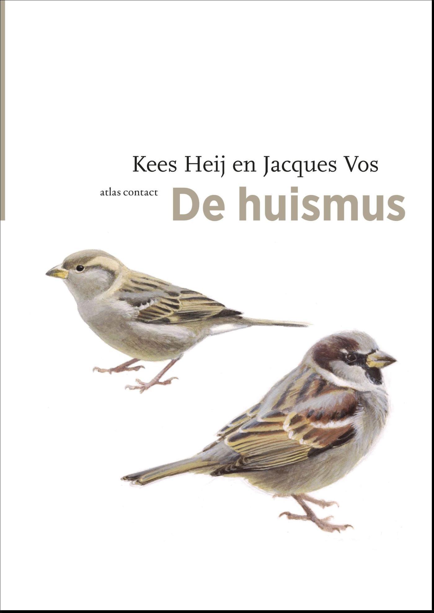 Cover De huismus