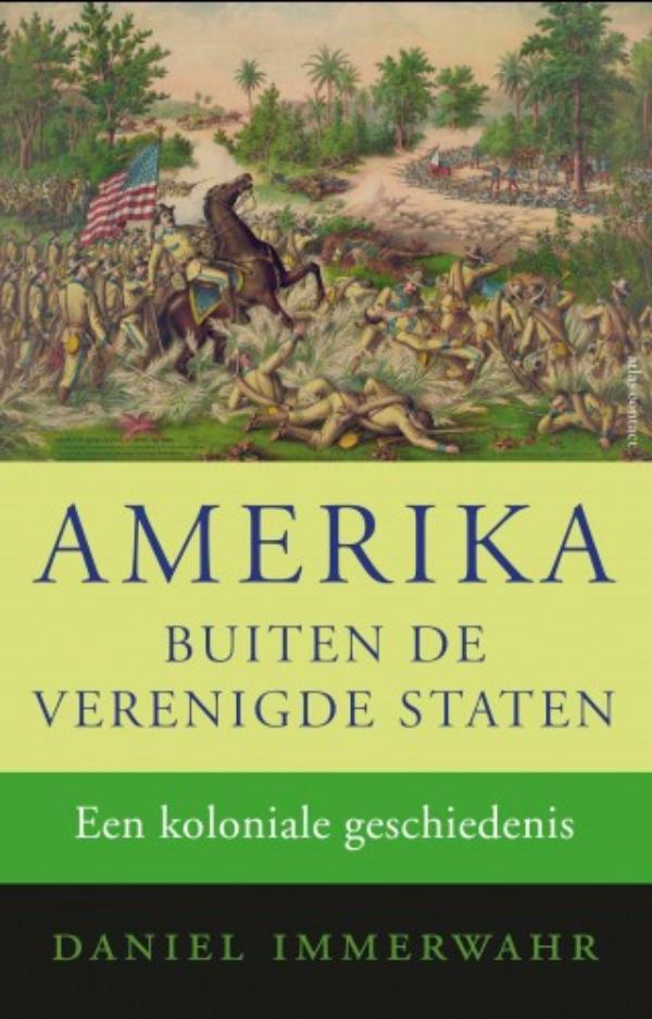 Cover Amerika buiten de Verenigde Staten