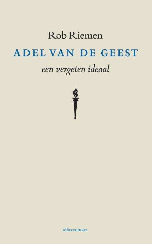 Cover Adel van de geest