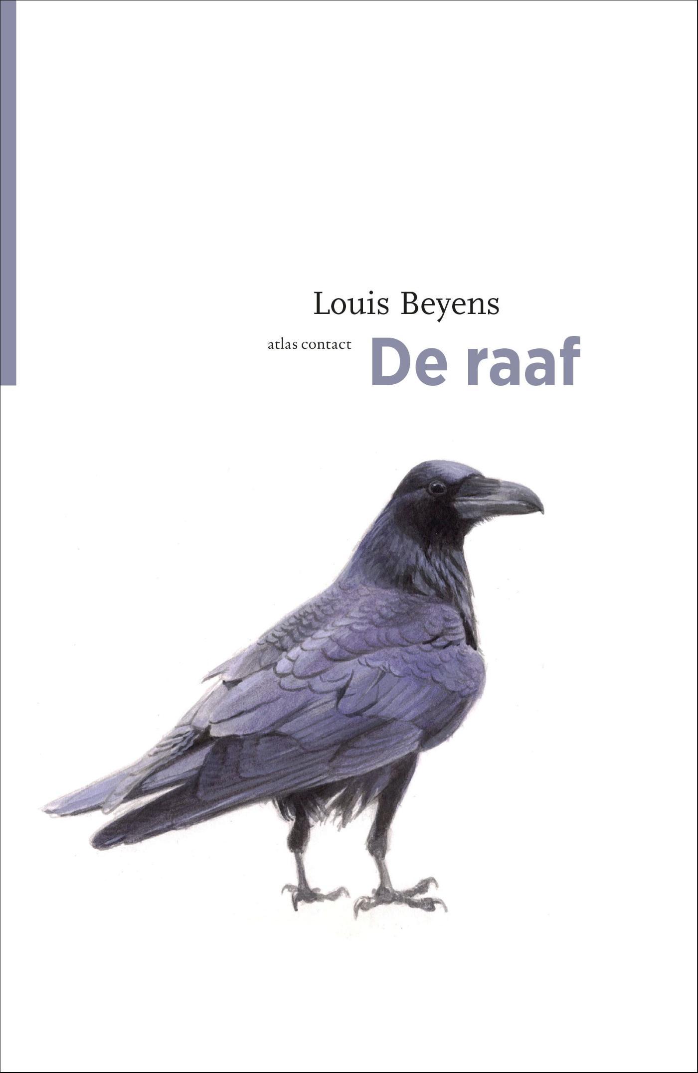 Cover De raaf