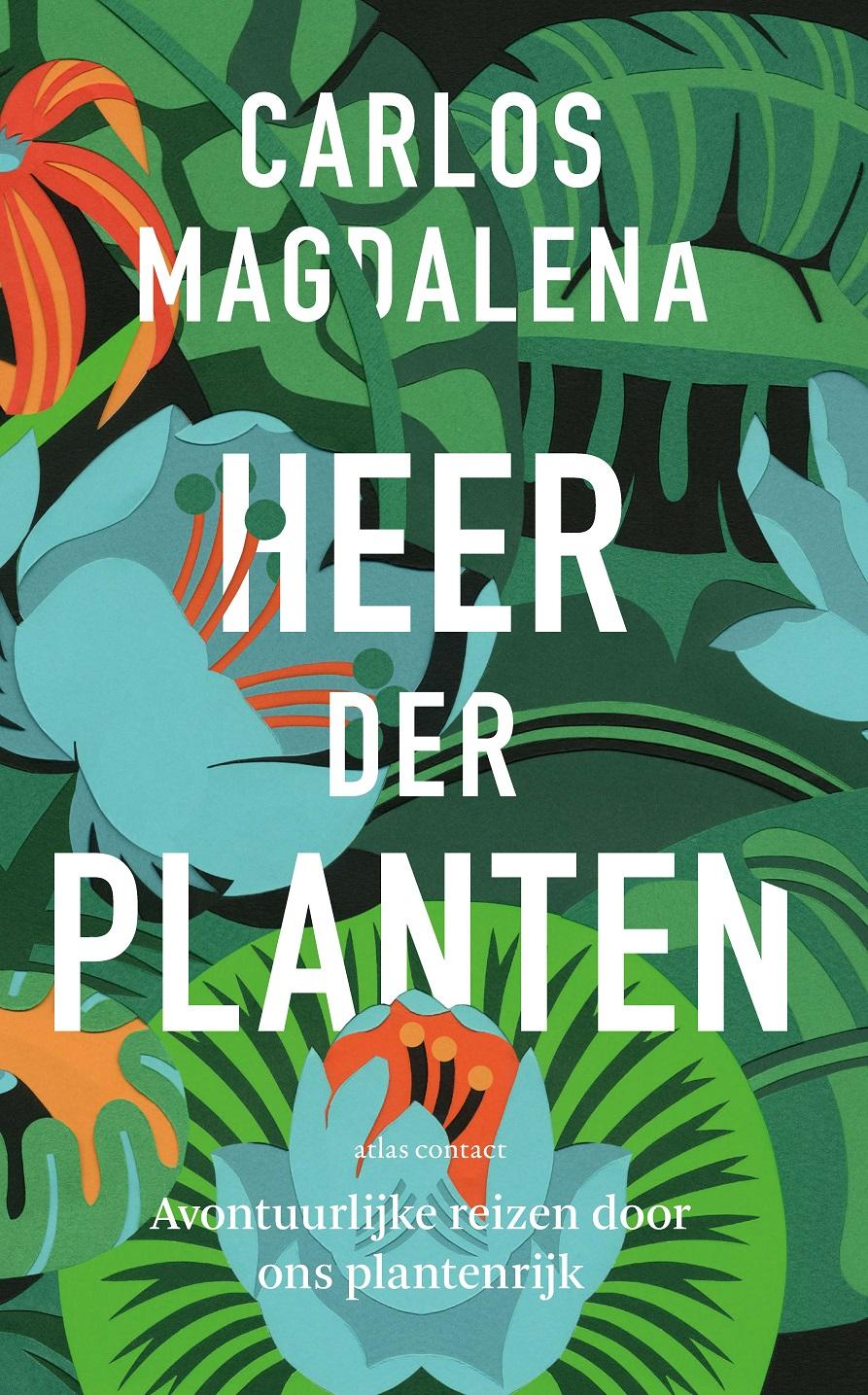 Cover Heer der planten