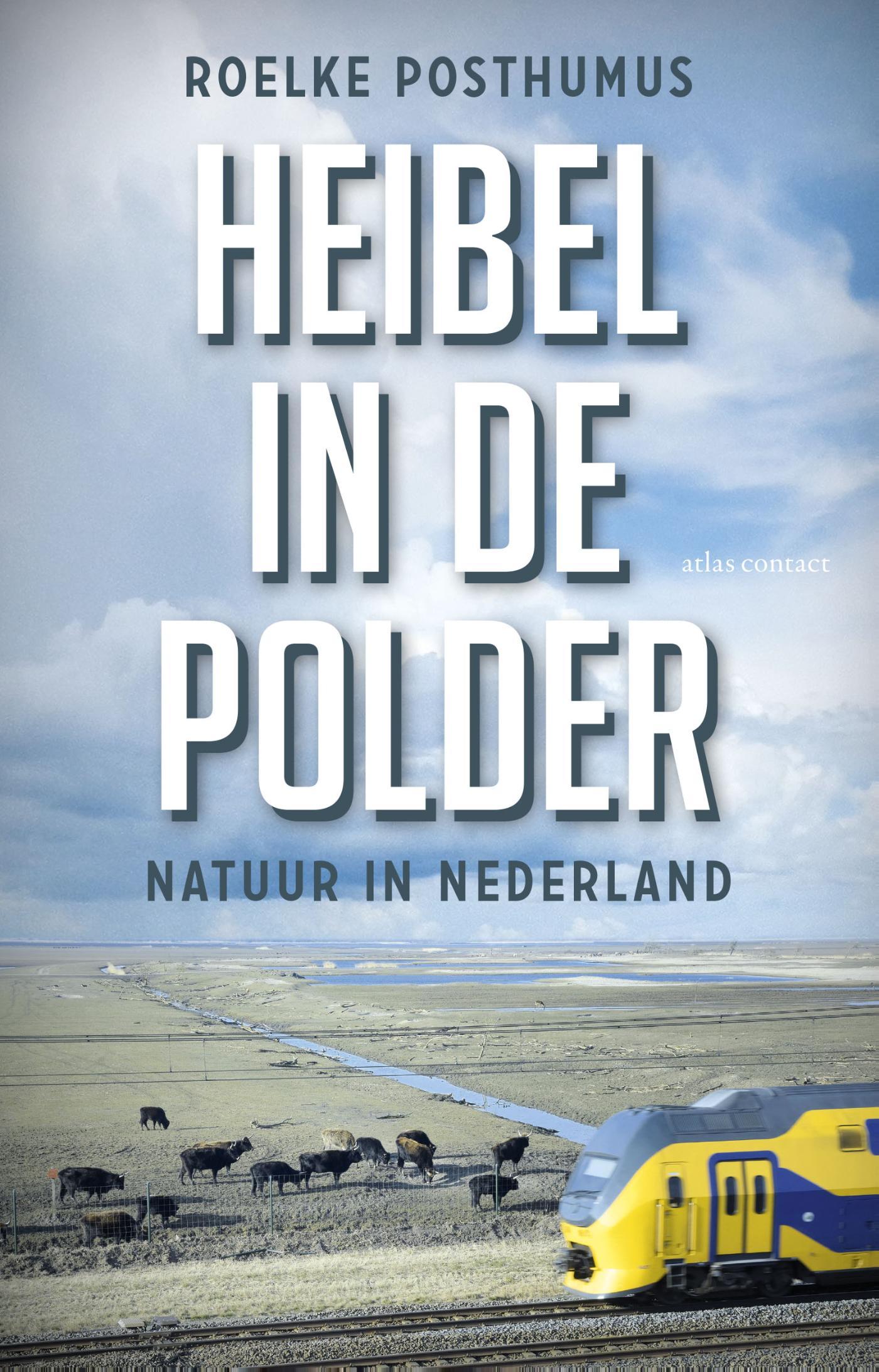 Cover Heibel in de polder