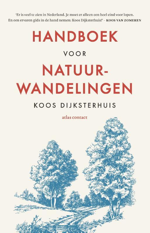Cover Handboek voor natuurwandelingen