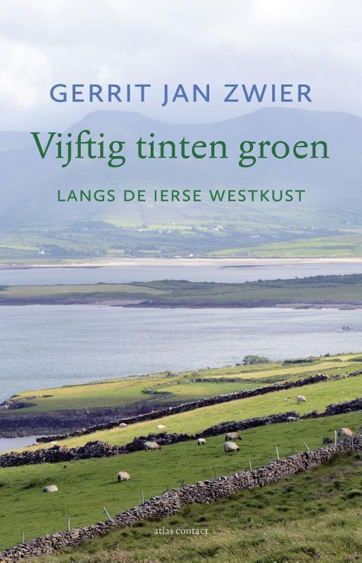 Cover Vijftig tinten groen