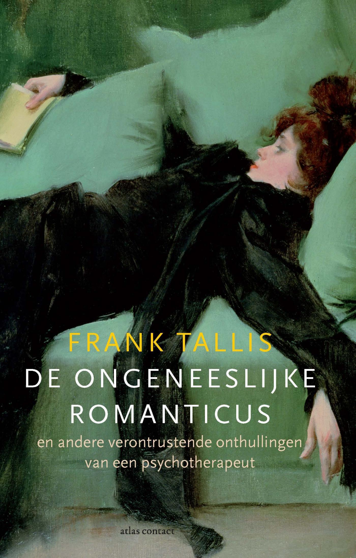 Cover De ongeneeslijke romanticus