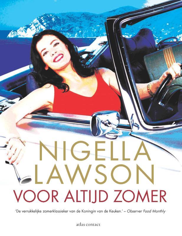 Cover Voor altijd zomer