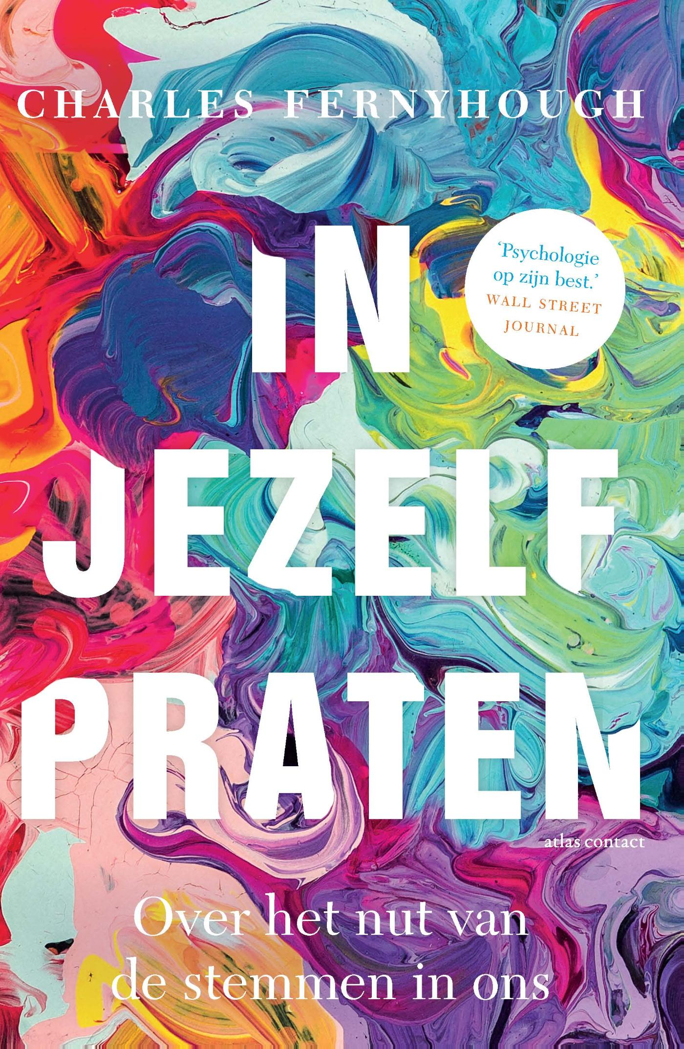 Cover In jezelf praten
