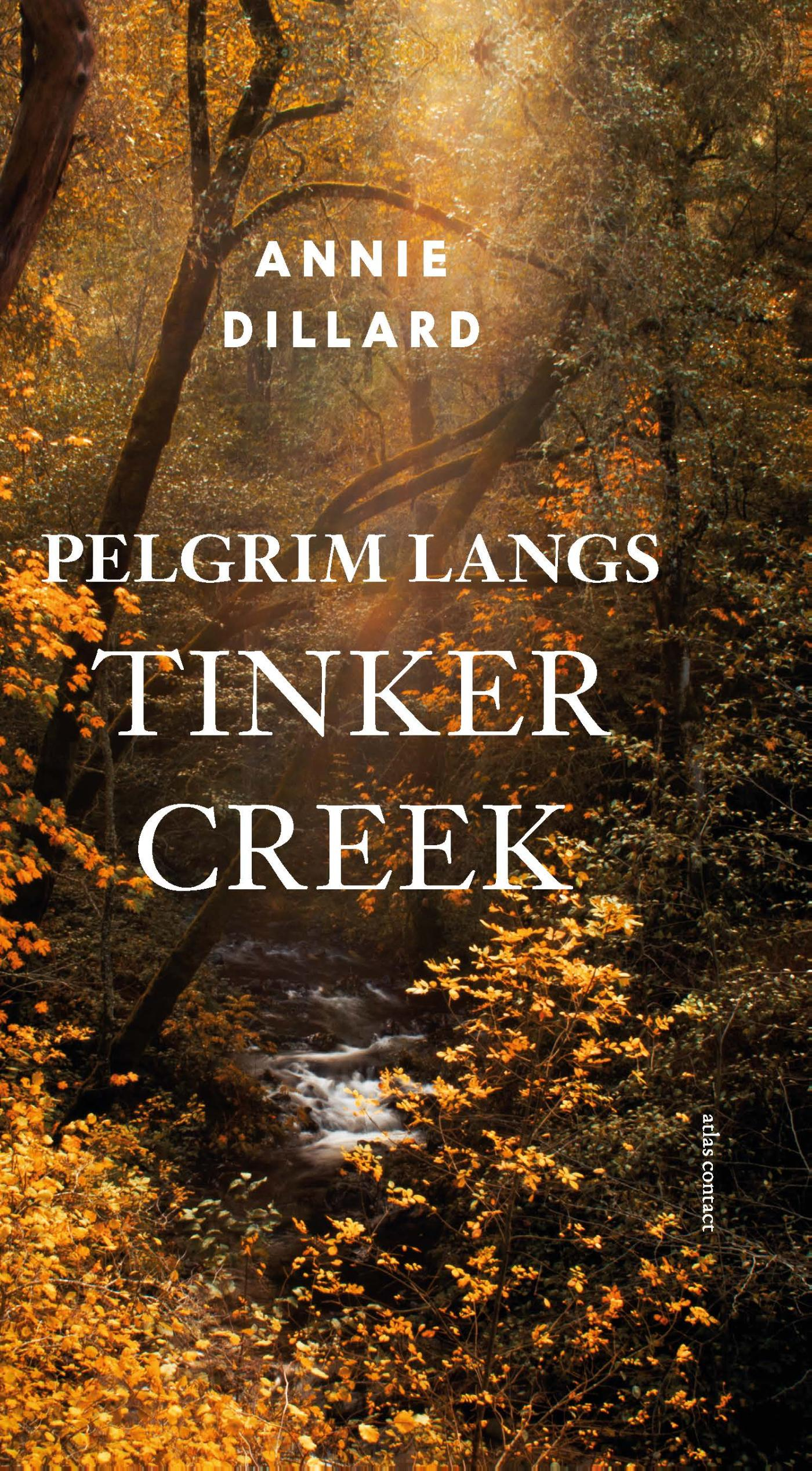 Cover Pelgrim langs Tinker Creek