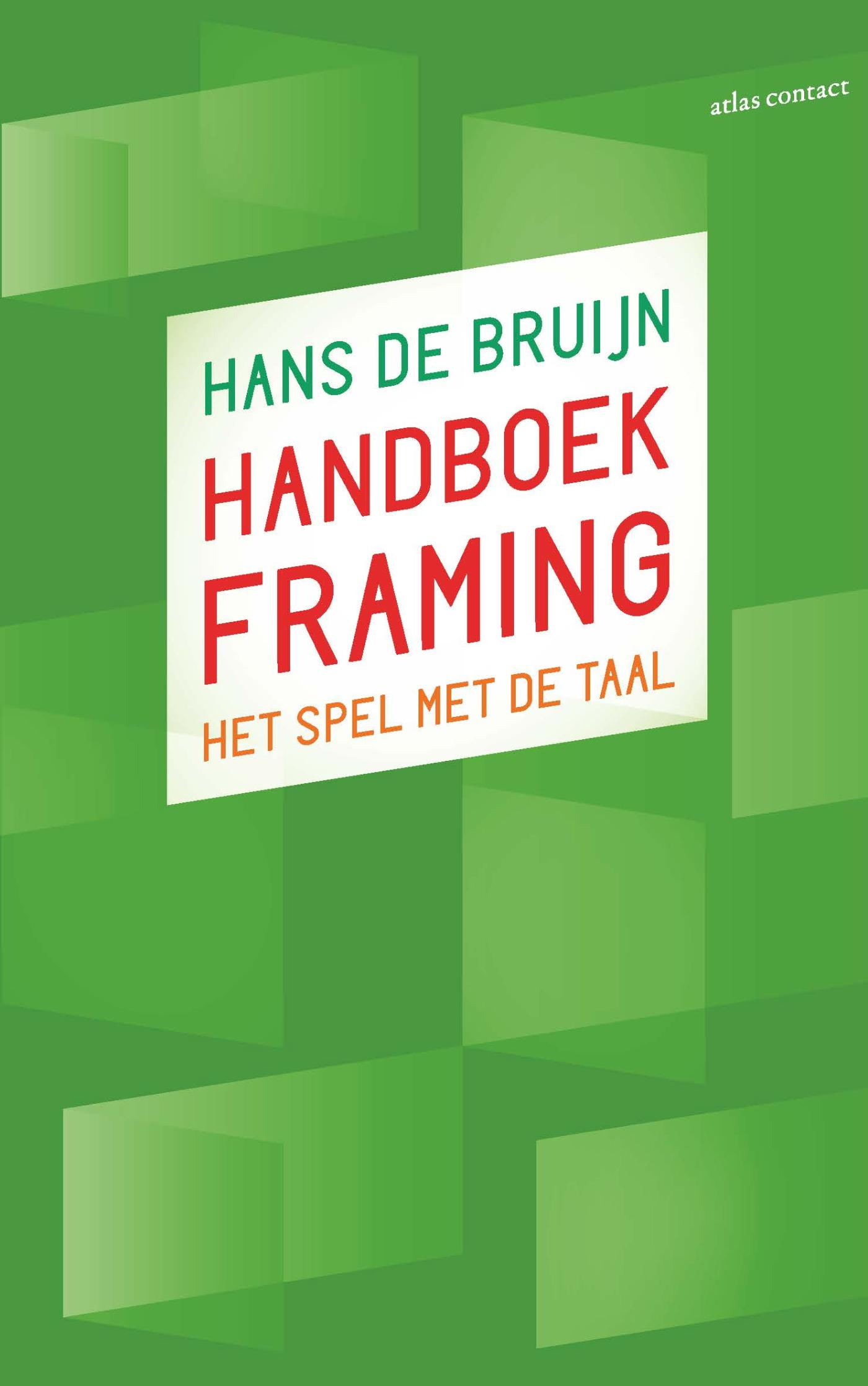 Cover Handboek Framing