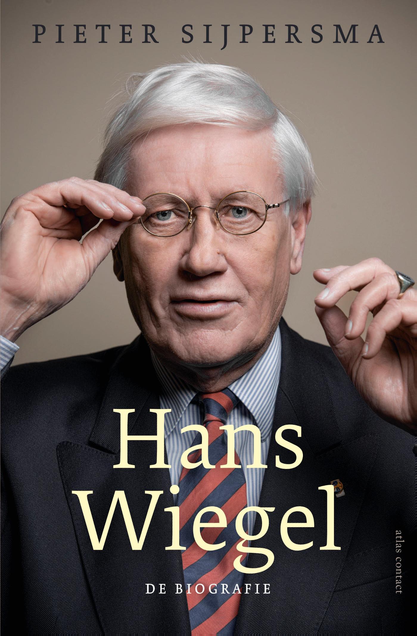 Cover Hans Wiegel