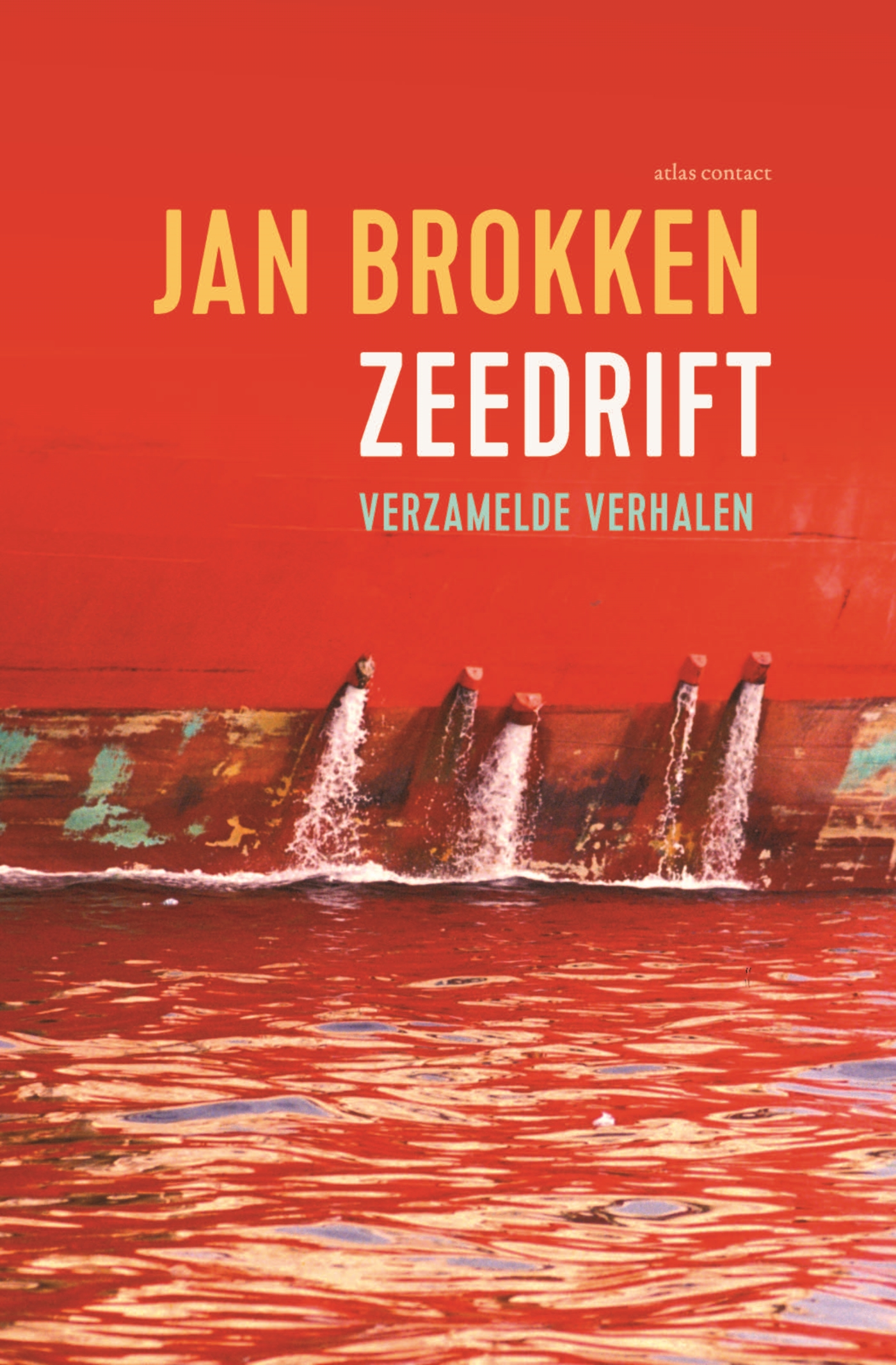Cover Zeedrift