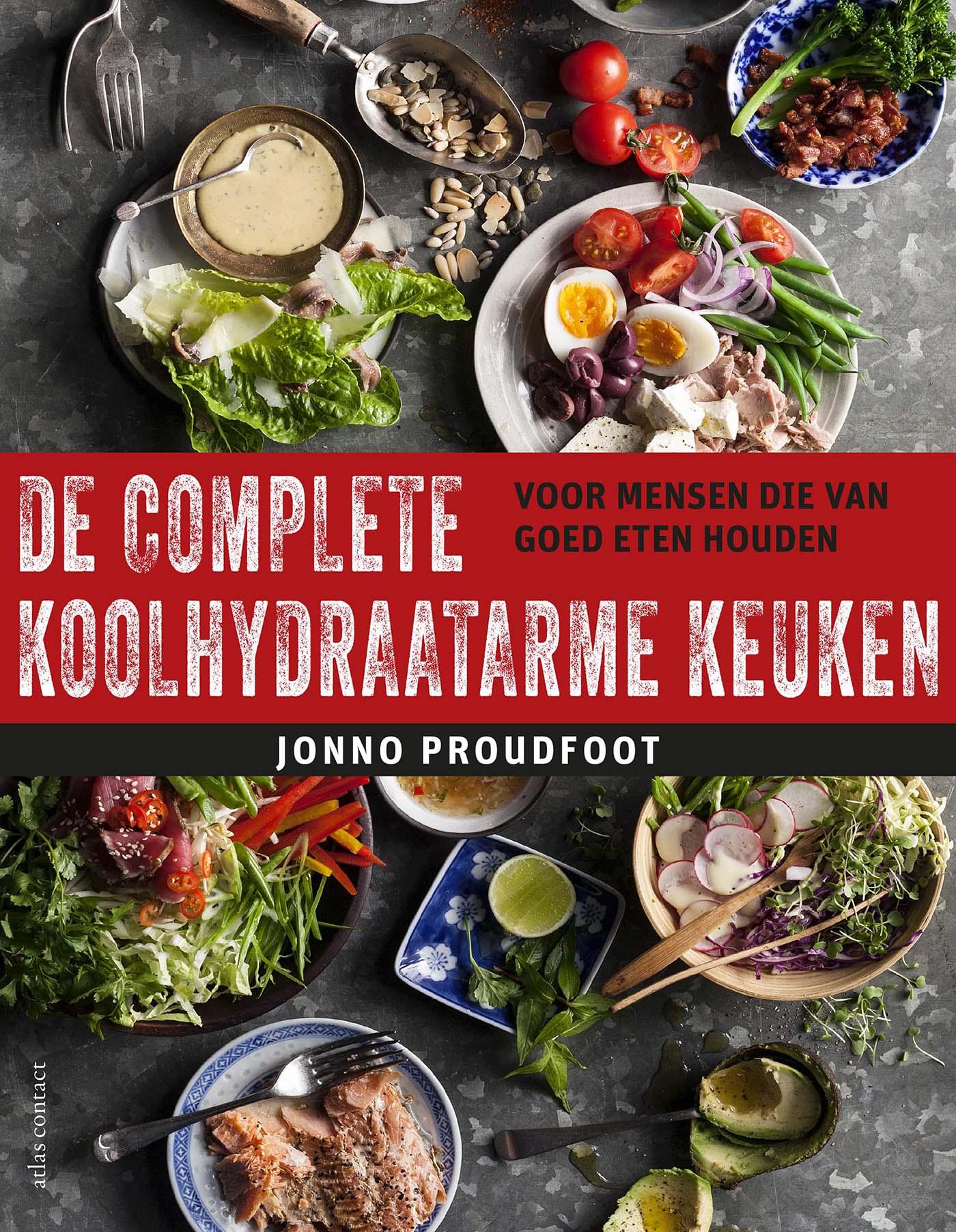 Cover De complete koolhydraatarme keuken