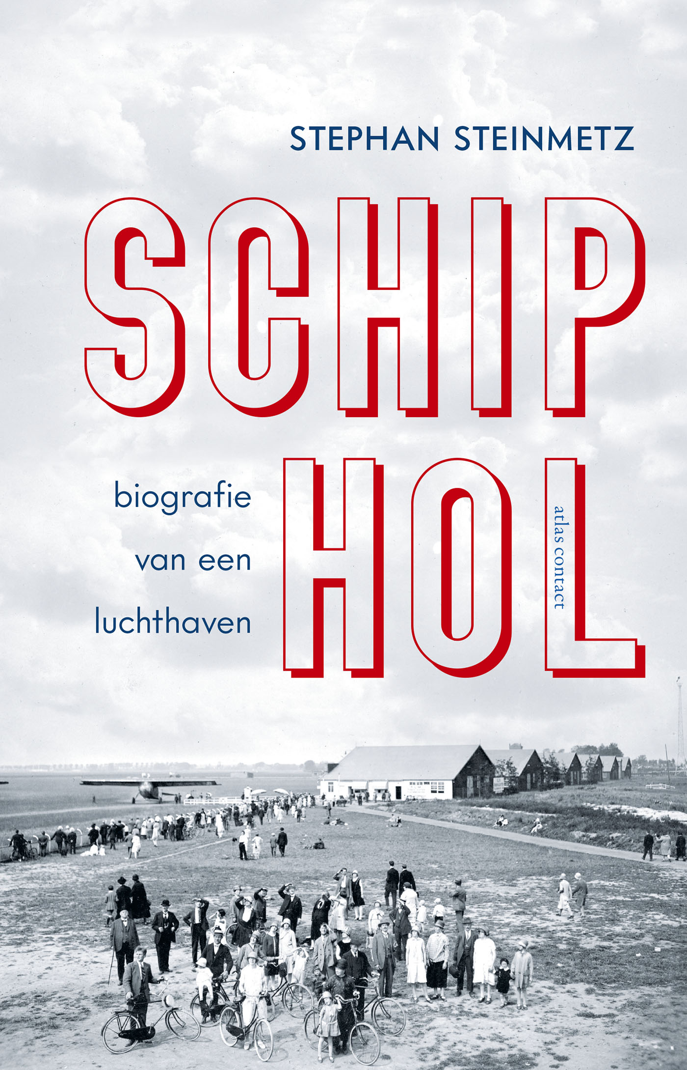 Cover Schiphol