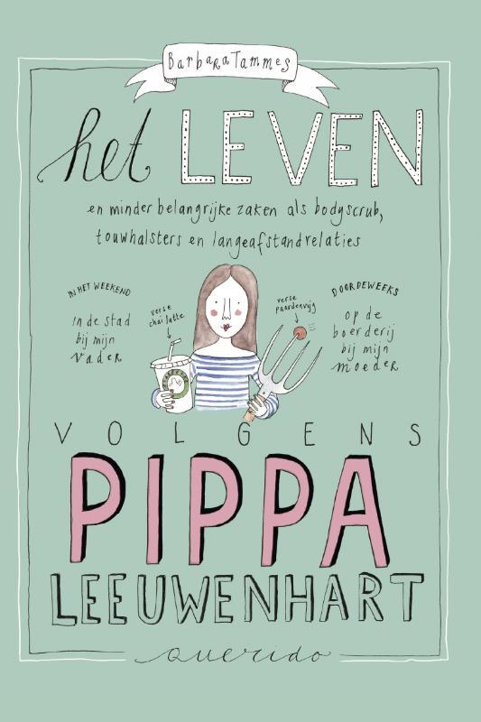 Cover Het leven volgens Pippa Leeuwenhart
