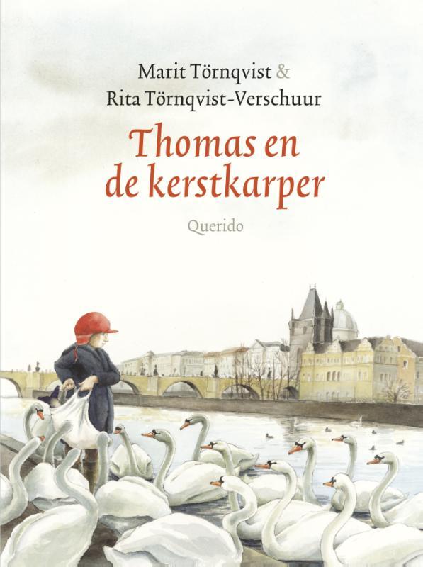 Cover Thomas en de kerstkarper