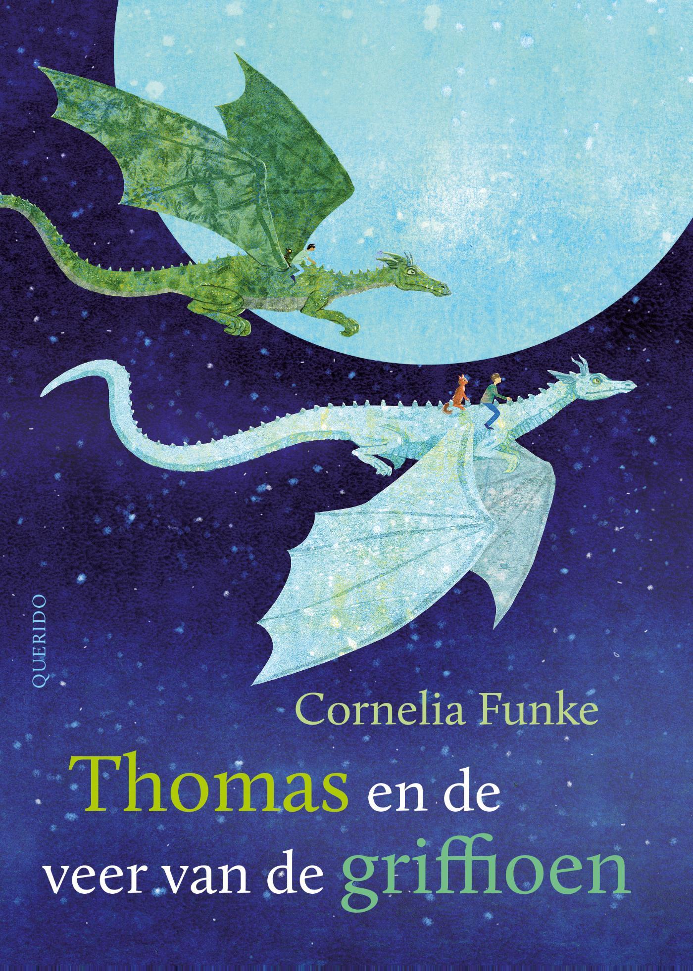Cover Thomas en de veer van de griffioen