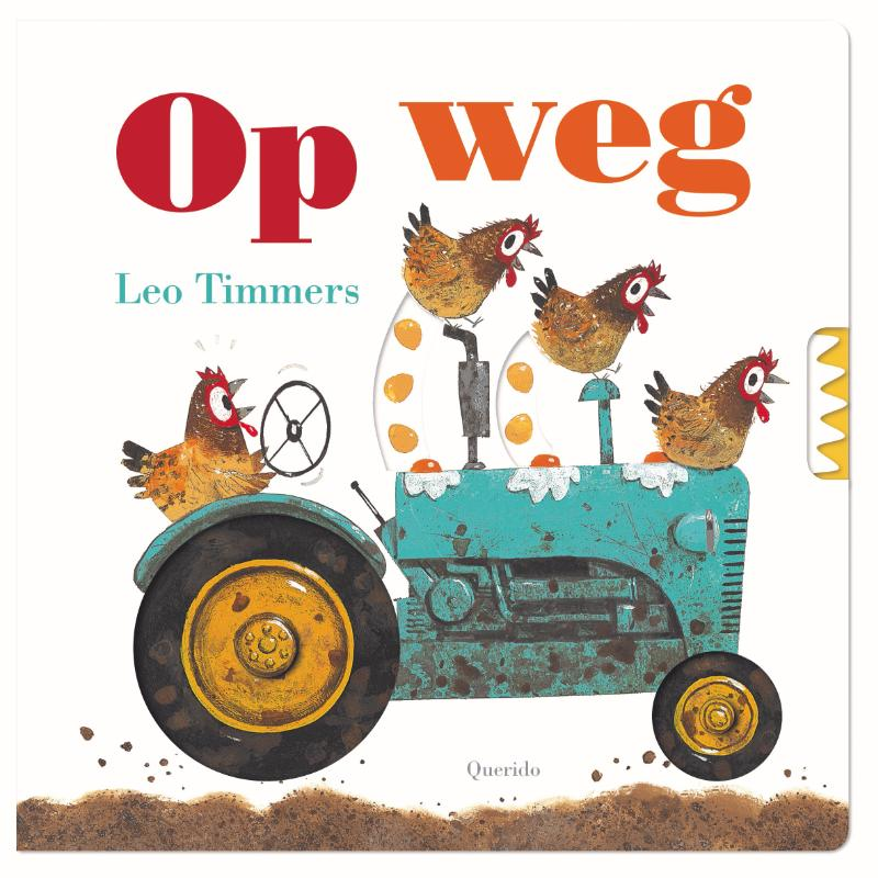 Cover Op weg