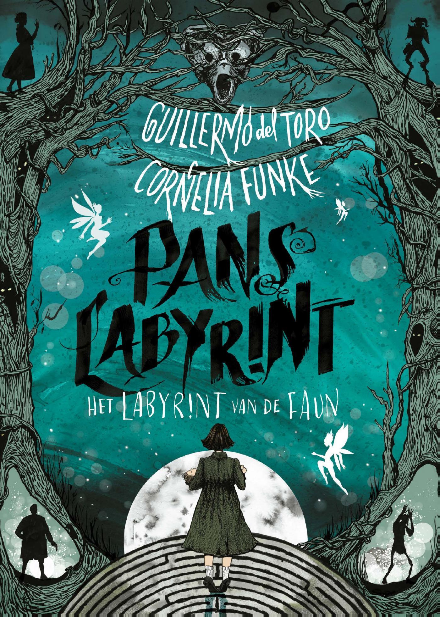 Cover Pans labyrint