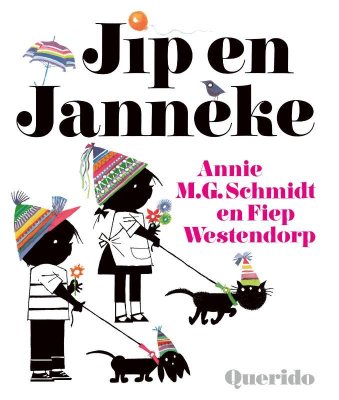 Cover Jip en Janneke