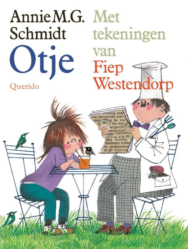 Cover Otje