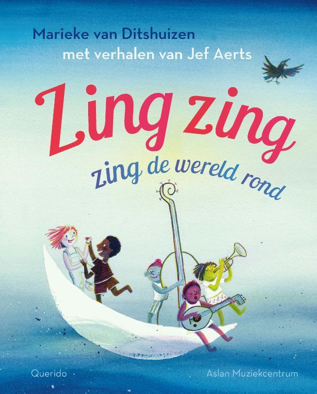 Cover Zing zing zing de wereld rond