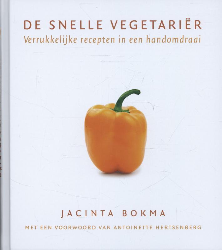 Cover De snelle vegetarier