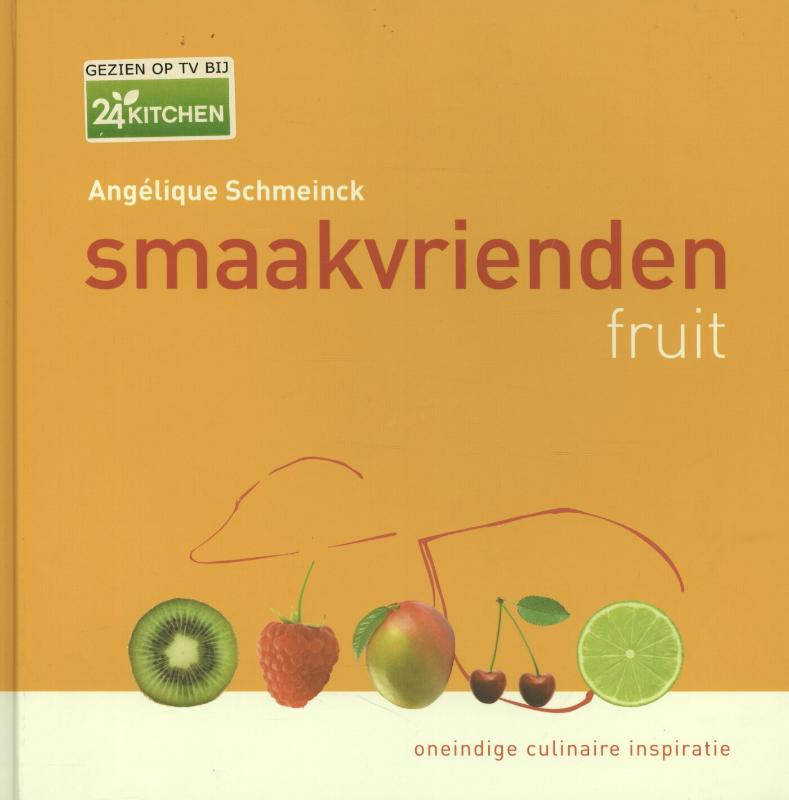 Cover Smaakvrienden fruit zoet & hartig