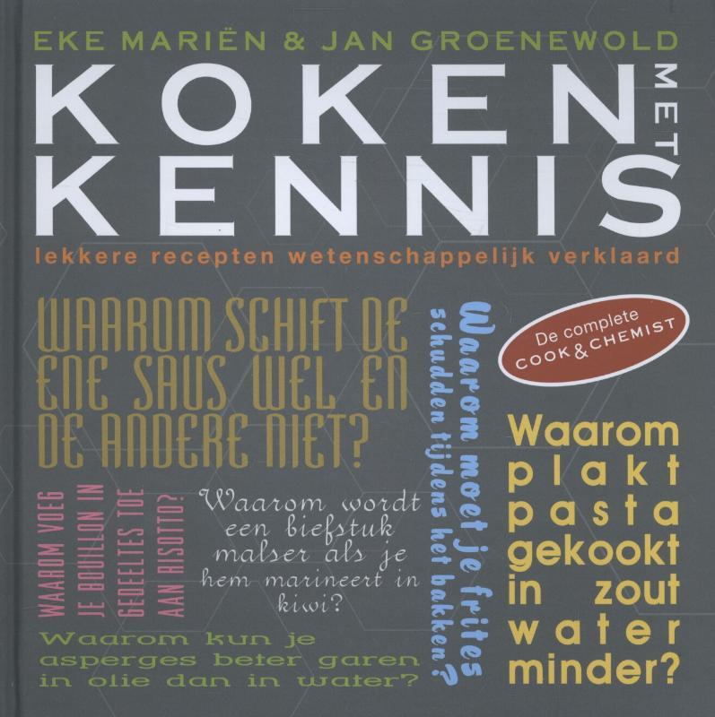 Cover Koken met kennis