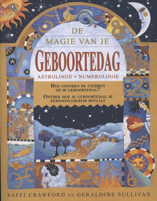 Cover De magie van je geboortedag