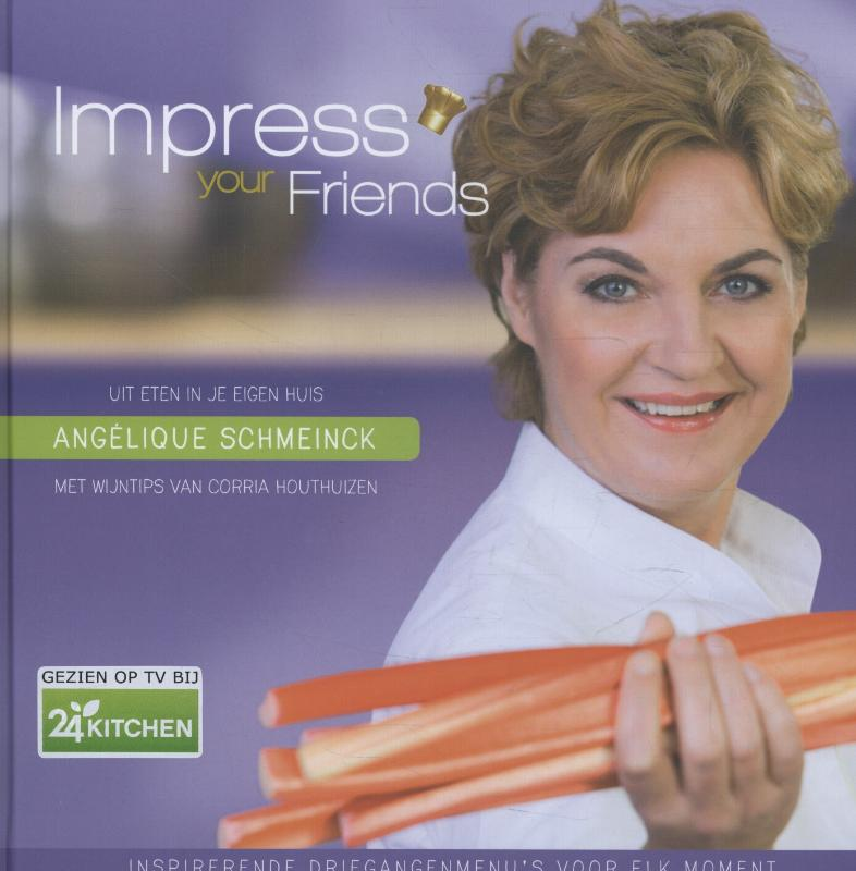 Cover Impress your friends