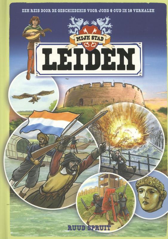 Cover Leiden
