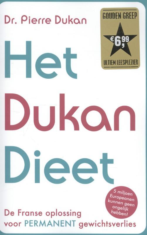 Cover Het Dukan dieet