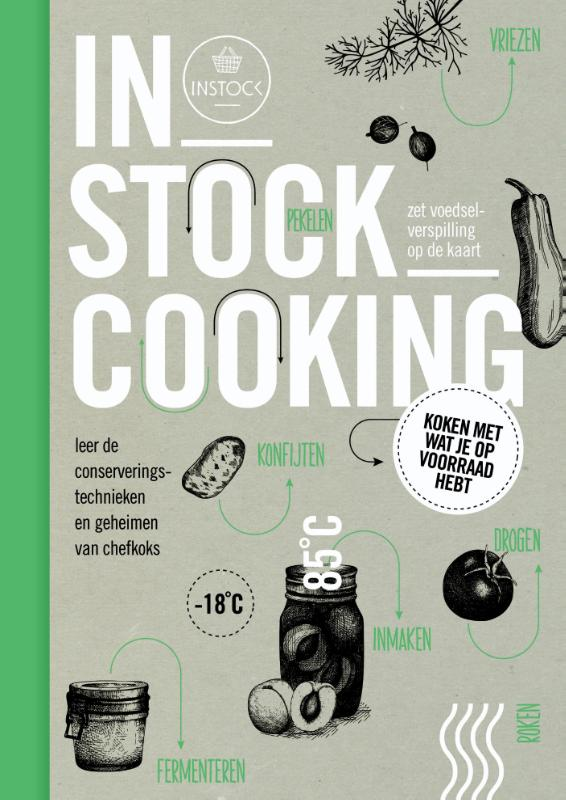 Cover Instock cooking