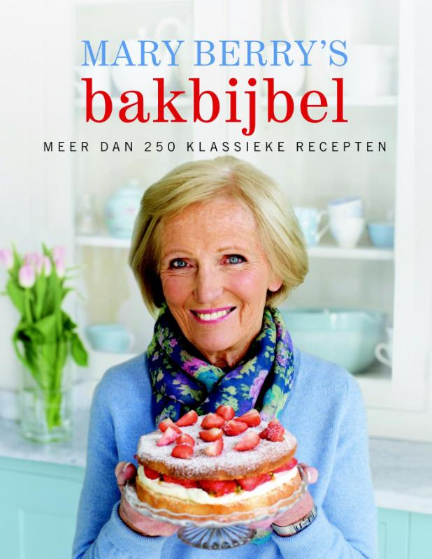 Cover Mary Berry's bakbijbel
