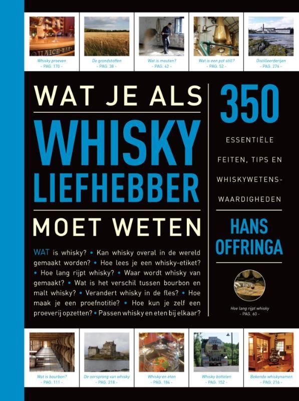 Cover Wat je als whiskyliefhebber moet weten