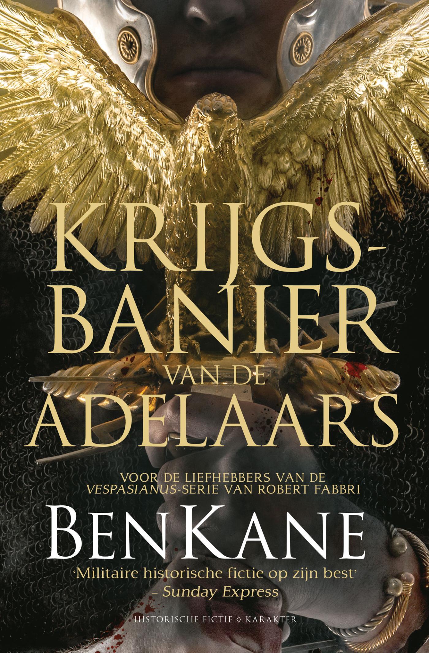 Cover Krijgsbanier van de Adelaars