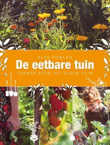 Cover De eetbare tuin