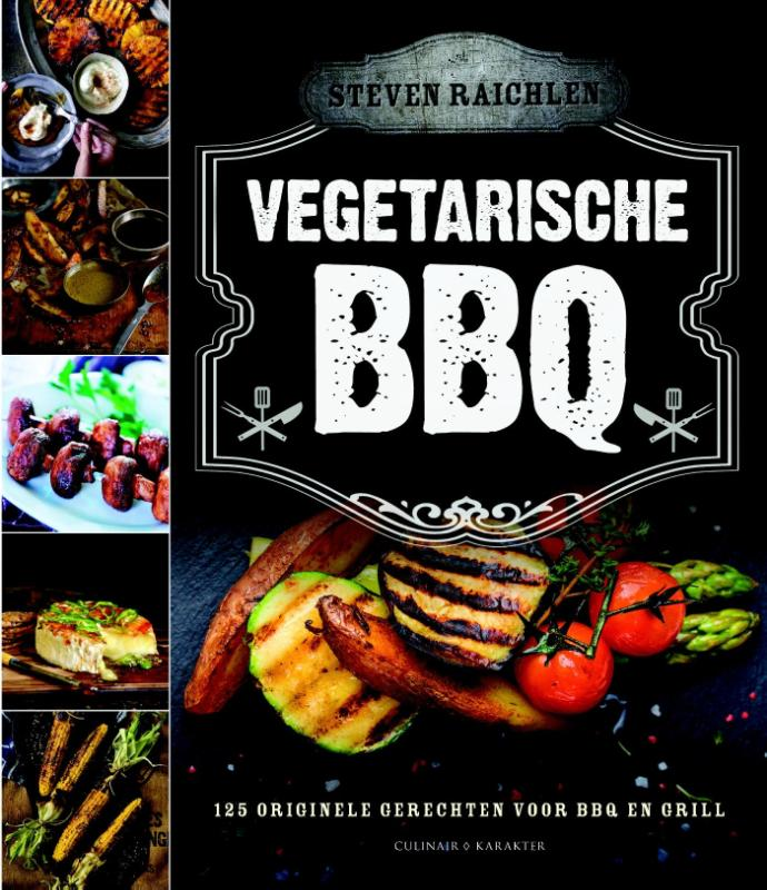 Cover Vegetarische BBQ
