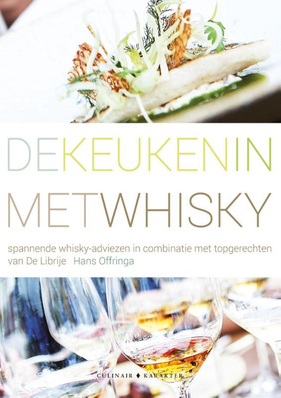 Cover De keuken in met whisky