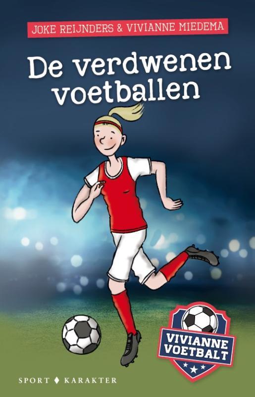 Cover De verdwenen voetballen