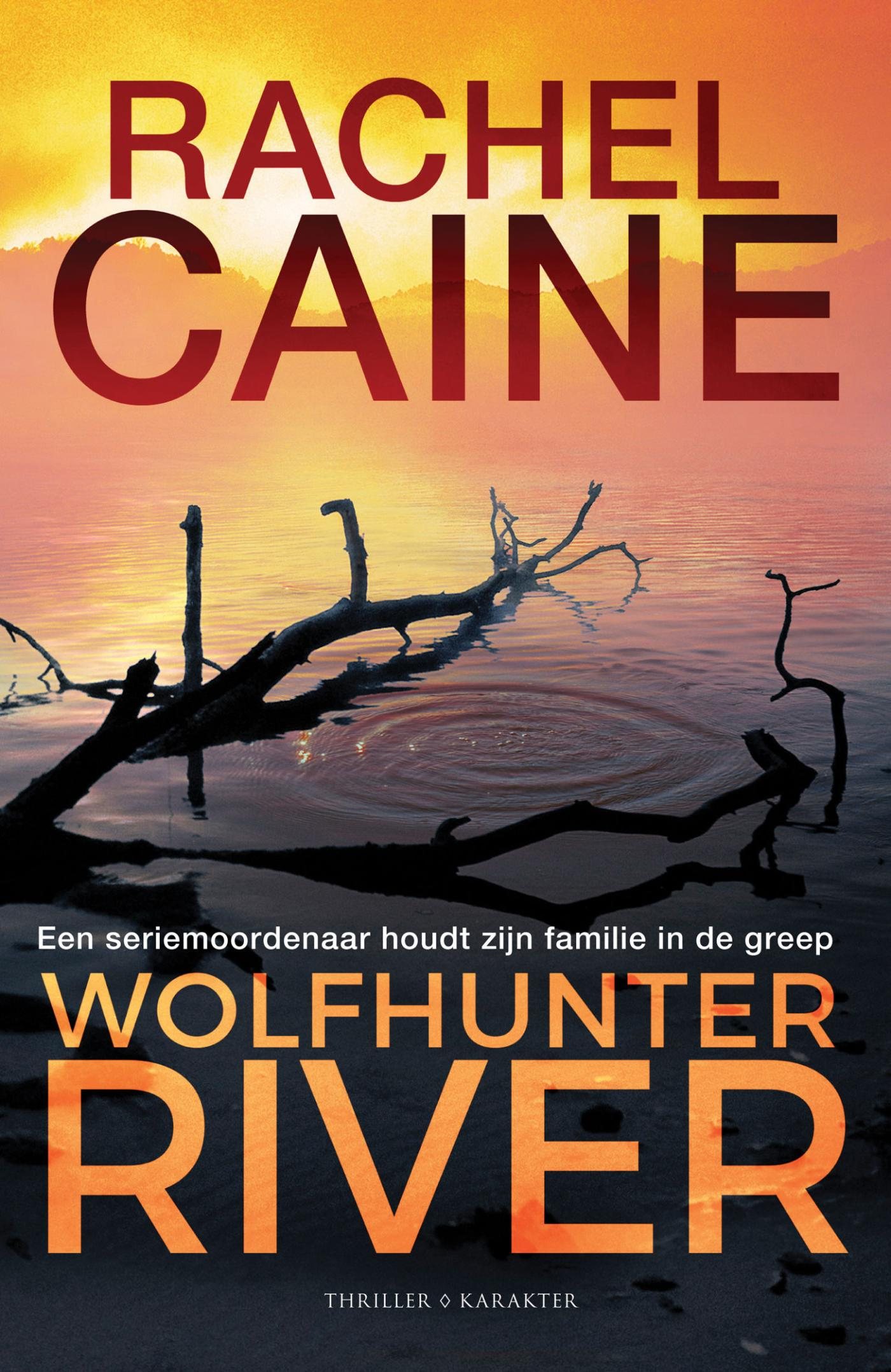 Cover Wolfhunter River