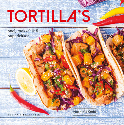 Cover Tortilla's
