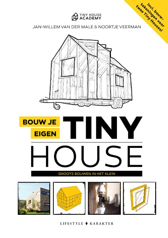 Cover Bouw je eigen Tiny House