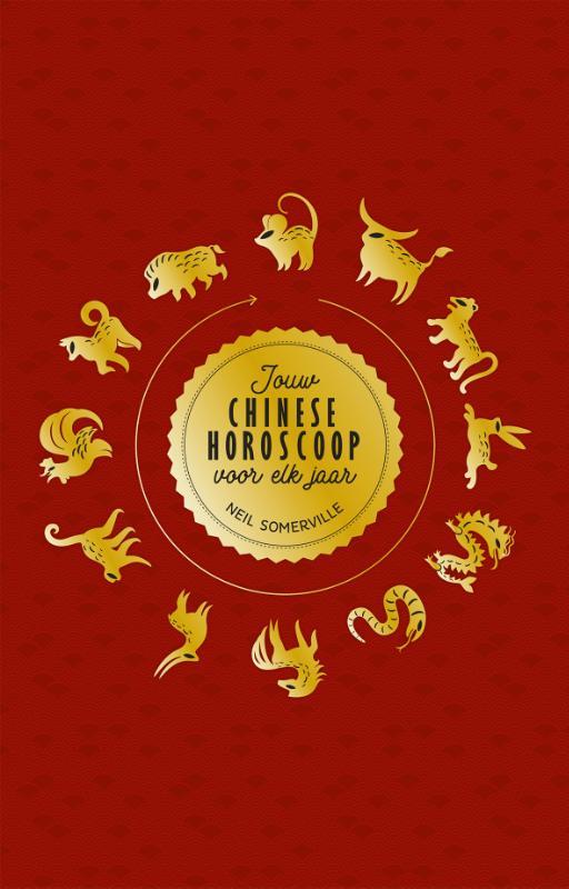 Cover Jouw Chinese horoscoop voor elk jaar