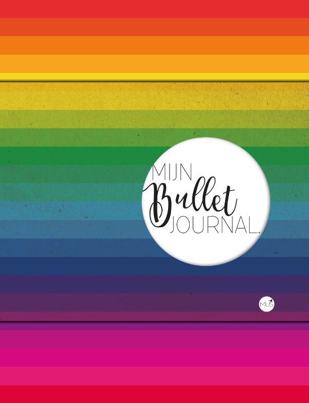 Cover Mijn Bullet Journal