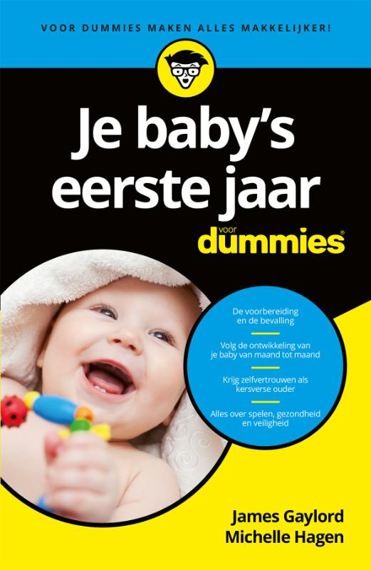 Cover Je baby's eerste jaar voor Dummies