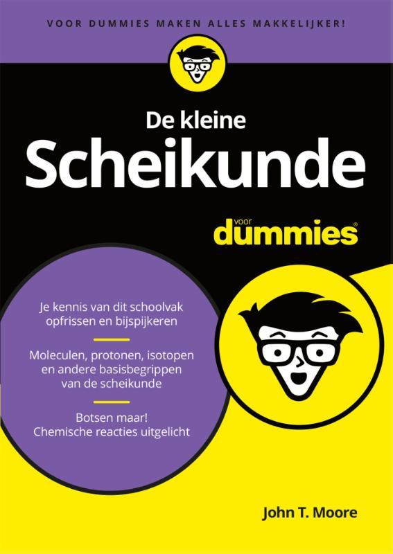 Cover De kleine Scheikunde voor Dummies