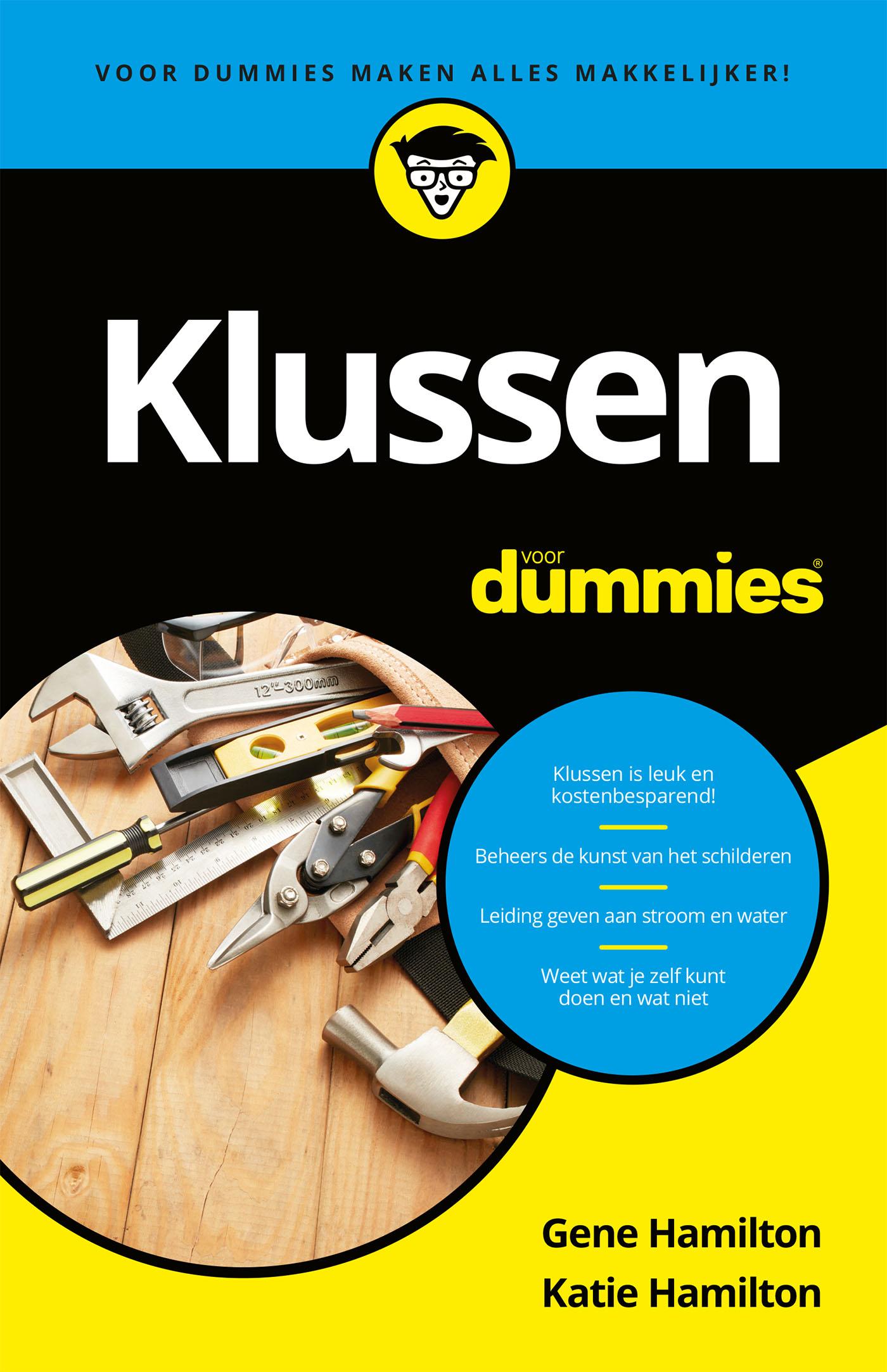 Cover Klussen voor Dummies