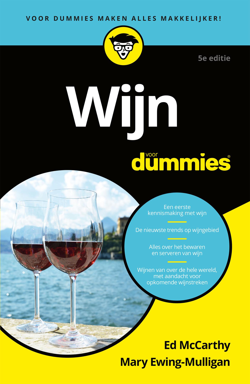 Cover Wijn voor Dummies